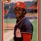1985 Fleer 239 Lonnie Smith