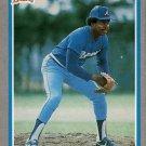 1985 Fleer 334 Donnie Moore