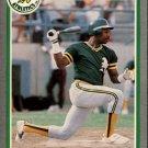 1985 Fleer 432 Dwayne Murphy