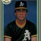 1985 Fleer 435 Mike Warren