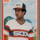 1985 Fleer 506 Juan Agosto