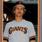1985 Fleer 616 Randy Lerch