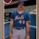 1985 Fleer 94 Walt Terrell