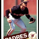 1985 Topps 182 Tim Flannery