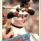 1985 Topps 226 Juan Beniquez