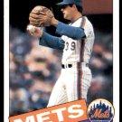 1985 Topps 315 Doug Sisk