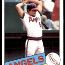 1985 Topps 374 Brian Downing