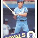1985 Topps 387 Buddy Biancalana