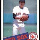 1985 Topps 477 Bob Ojeda