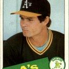 1985 Topps 581 Mark Wagner
