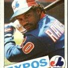 1985 Topps 630 Tim Raines