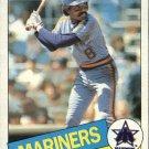 1985 Topps 754 Larry Milbourne