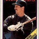 1988 O-Pee-Chee 109 Mike Pagliarulo