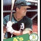 1985 Topps 91 Jeff Burroughs