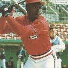 1987 Action SuperStars 46 Vince Coleman