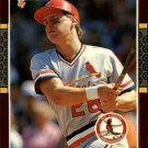 1987 Donruss Opening Day 61 Tommy Herr