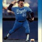 1987 Fleer 374 Dennis Leonard