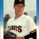 1987 Fleer Update 6 Randy Bockus