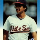 1987 Fleer Update 72 Fred Manrique