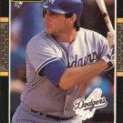 1987 Leaf 123 Mike Scioscia
