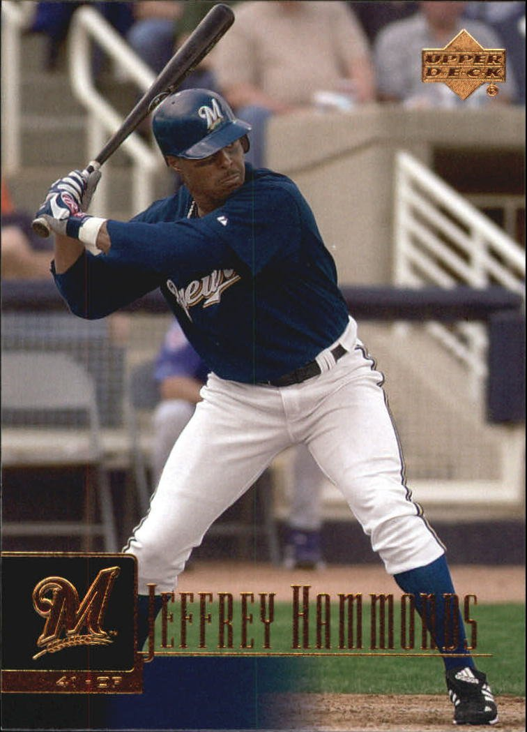 2001 Upper Deck 380 Jeffrey Hammonds