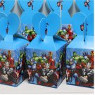 0pcs/lot the avengers candy box decor party loading gift happy birthday