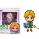 Good Smile Nendoroid The Legend of Zelda Link Majora's Mask 3D Figure With Original Box