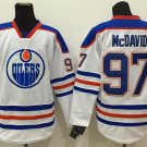 2016 World Cup Ice Hockey Jerseys Black Edmonton Oiler 97 Connor McDavid color white