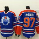 #97 Connor McDavid Edmonton Oilers Ice Hockey Third Mens Premier Stitched Jerseys style 2