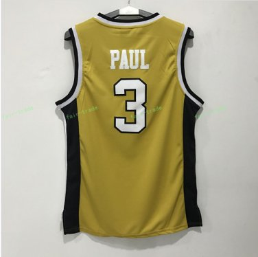 2017 New Arrival #3 Chris Paul  Basketball Jersey Shorts Dream Team Drak Blue style 1