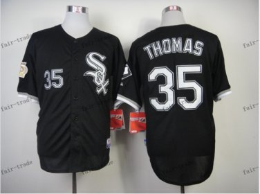 chicago white sox 35# frank thomas 2015 Baseball Jersey  Rugby Jerseys Authentic Stitched style 3