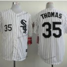 chicago white sox 35# frank thomas 2015 Baseball Jersey  Rugby Jerseys Authentic Stitched style 4