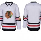 2017 Winter Classic Jerseys Chicago Blackhawks  White Jersey