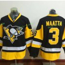 Pittsburgh Penguins 2017 Stanley Cup Champions patch 3 Olli Maatta Stanley Cup Champions Jersey