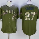 Los Angeles Angels 27 Mike Trout Jersey Flexbase LA Angels Mike Trout Baseball Jerseys
