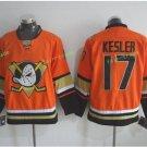 Anaheim Ducks 2017 Stanley Cup Champions patch Playoffs 17 Kesler  Orange Hockey Jerseys
