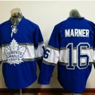 2017 Centennial Classic 100th Anniversary ice hockey Toronto Maple Leafs jersey 16 Mitchell Marner