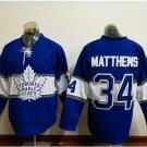 2017 Centennial Classic 100th Anniversary ice hockey Toronto Maple Leafs jersey 34 Auston Matthews