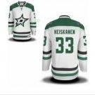 2017 New No.1 Draft Piack 33 Miro Heiskanen Jersey Devils Premier Home Custom Hockey Jerseys white
