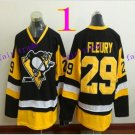 Pittsburgh Penguins #29 Marc Andre Fleury 2016 Ice Winter Jersey  Hockey Jerseys Authentic Stitched