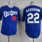 los angeles dodgers #22 clayton kershaw 2015 Baseball Jersey  Rugby Jerseys Authentic Stitched Blue