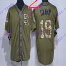 San Diego Padres #19 Tony Gwynn 2016 Baseball Jersey Rugby Jerseys Authentic Stitched..