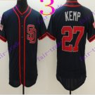 San Diego Padres  #27 matt kemp 2016 Baseball Jersey Rugby Jerseys Authentic Stitched