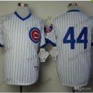 44 Anthony Rizzo Baseball Jersey Rugby Jerseys Embroidery logos White 1