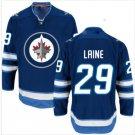 2016 Heritage Classic Jersey Winnipeg Jets Hockey 29 Patrik Laine Blue