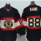 2016 Chicago #88 Patrick Kane Black Youth Ice Hockey Jerseys Kids Boys Stitched Jersey style 3