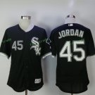 2017 Flexbase Stitched Chicago White Sox 45 Retro Black Pullover Baseball Jerseys Home Away Road S6