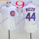 chicago cubs  #44 Anthony Rizzo 2016 Baseball Jersey Rugby Jerseys White