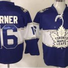 leafss 2016 Draft 100th CENTENNIAL CLASSIC STYLE #16 Marner Blue Hockey Jerseys Stitched