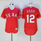 Texas Rangers 12 Rougned Odor Jersey Flexbase Cool Base Rougned Odor Baseball Jerseys Red Style 1